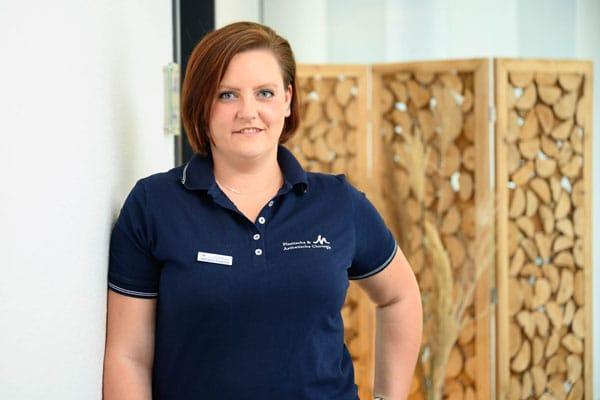 Aleksandra Pasternok  - Medizinische Fachangestellte