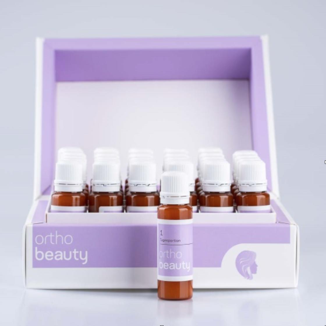 Orthomol beauty   Hautnah für Ihre Schönheit