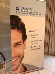 Frau Dr. Michaela Montanari wurde als Mitglied in die DGÄPC (Deutsche Gesellschaft für Ästhetisch-Plastische Chirurgie) aufgenommen