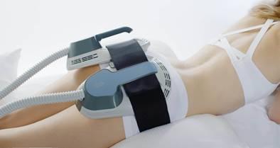 BTL EMSCULPT zur Verbesserung der Körperkontur